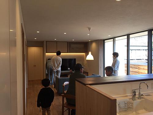 「ひだまりの家」完成見学会を行いました_f0170331_15310604.jpg