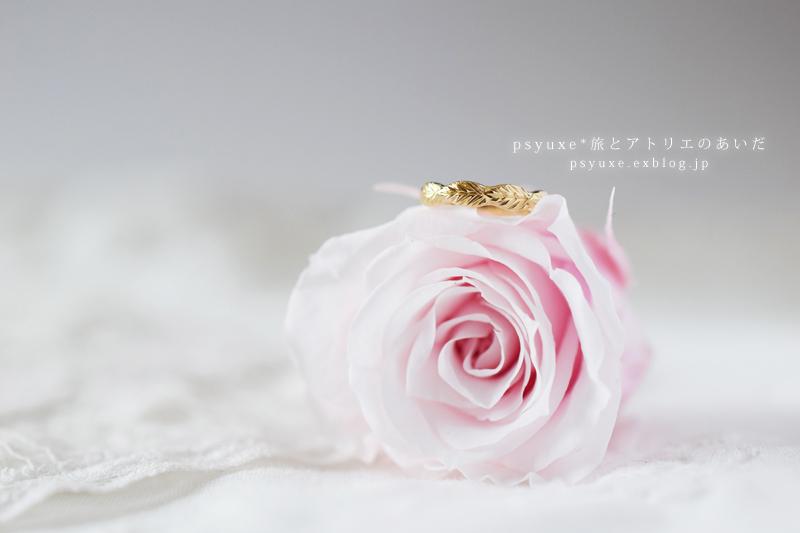 Baby Ring 《Conoha》 K18YG 東京都 M 様_e0131432_22051616.jpg