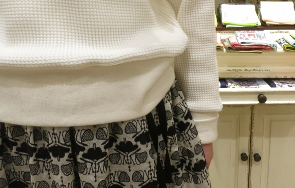 Porter des boutons から、刺繍が美しいシリーズです。_c0227633_14083275.jpg