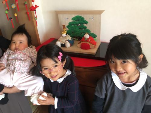我が家の雛人形❣️_a0071934_20092299.jpg