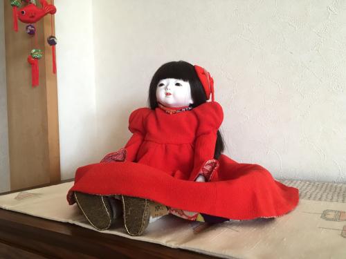 我が家の雛人形❣️_a0071934_20173572.jpg