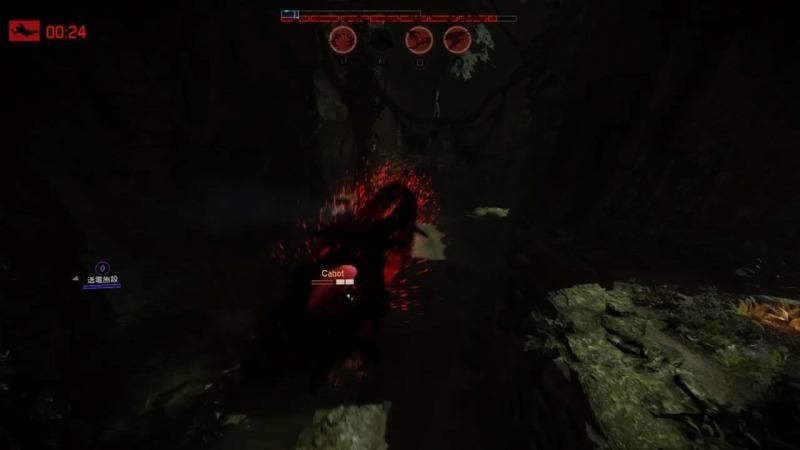 ゲーム「EVOLVE Wraithでハンター殲滅」_b0362459_09064051.jpg
