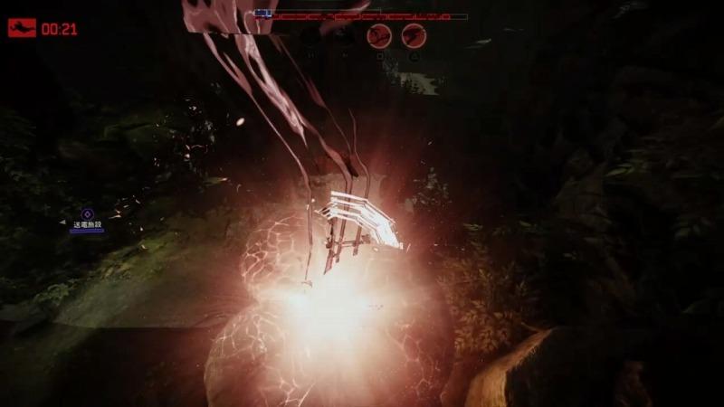 ゲーム「EVOLVE Wraithでハンター殲滅」_b0362459_09070191.jpg