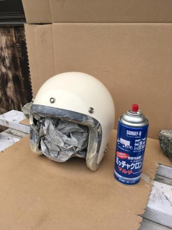 Painting helmet_c0217759_20395429.jpg