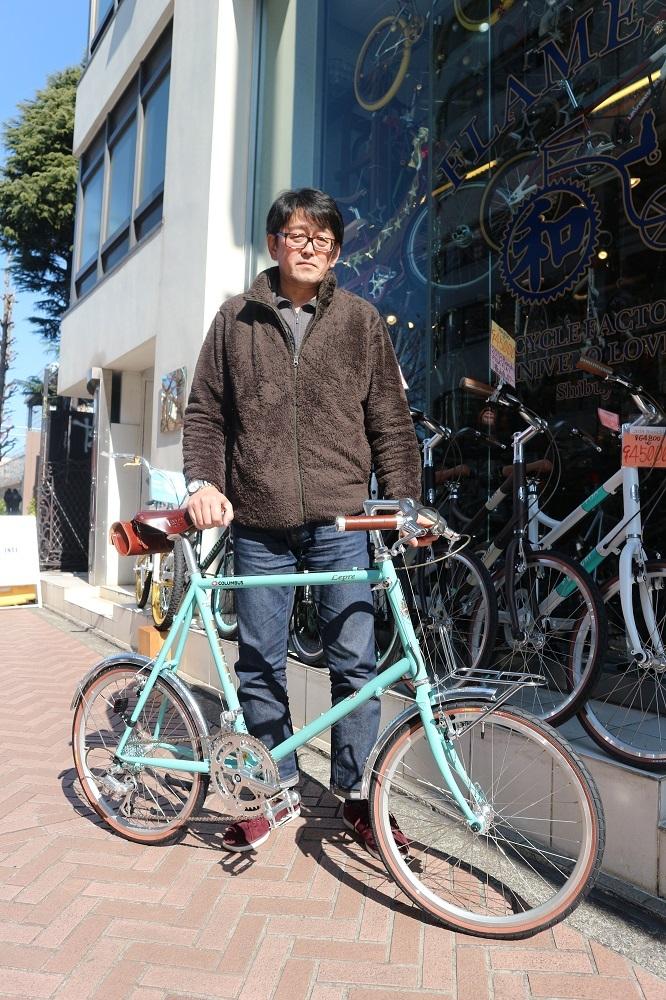 2月17日 渋谷 原宿 の自転車屋 FLAME bike前です_e0188759_19051944.jpg