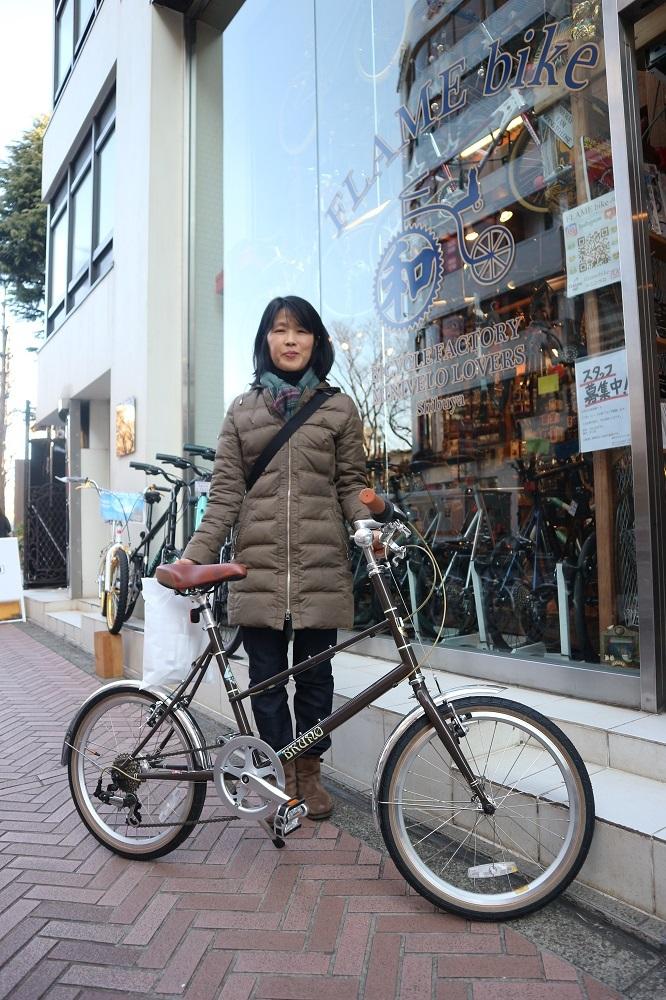 2月17日 渋谷 原宿 の自転車屋 FLAME bike前です_e0188759_19052734.jpg