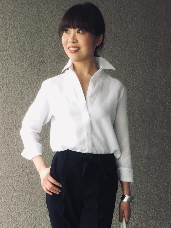 「麻シャツの白」をどう着る?…③_b0210699_01270042.jpeg