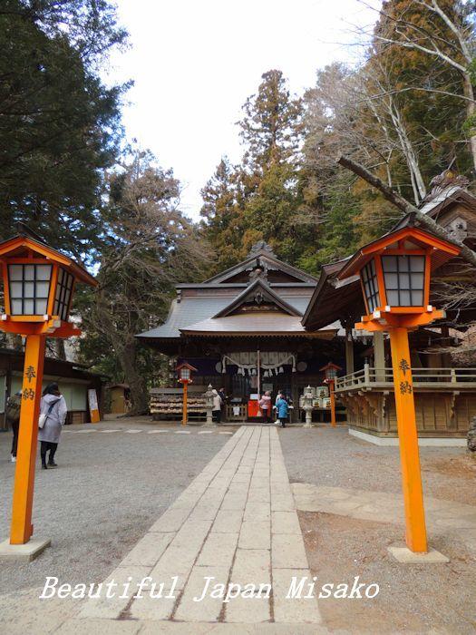 階段が果てしない。。。398段~(-_-)。・・゚・゚☆。。新倉山浅間神社_c0067206_12501041.jpg