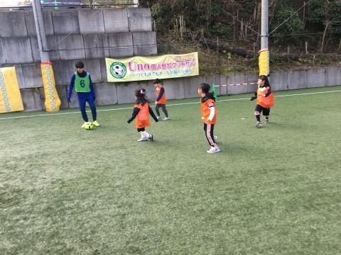 ゆるUNO 2/16(土) at UNOフットボールファーム_a0059812_15581113.jpg