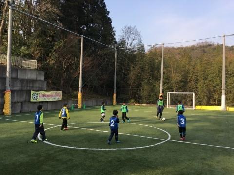 ゆるUNO 2/16(土) at UNOフットボールファーム_a0059812_15592038.jpg