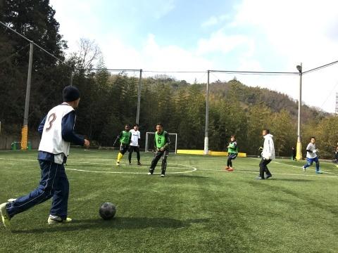 ゆるUNO 2/16(土) at UNOフットボールファーム_a0059812_16003215.jpg