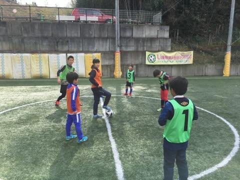 ゆるUNO 2/17(日) at UNOフットボールファーム_a0059812_17502954.jpg