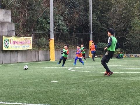 ゆるUNO 2/17(日) at UNOフットボールファーム_a0059812_17505430.jpg