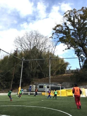 ゆるUNO 2/17(日) at UNOフットボールファーム_a0059812_17510768.jpg