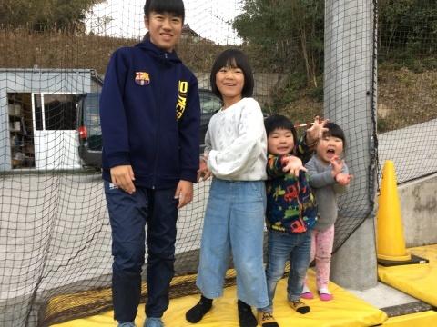 ゆるUNO 2/17(日) at UNOフットボールファーム_a0059812_17511759.jpg