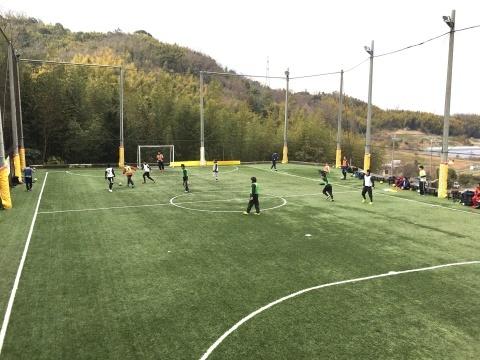 ゆるUNO 2/17(日) at UNOフットボールファーム_a0059812_17520997.jpg