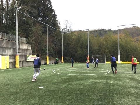 ゆるUNO 2/17(日) at UNOフットボールファーム_a0059812_17521328.jpg