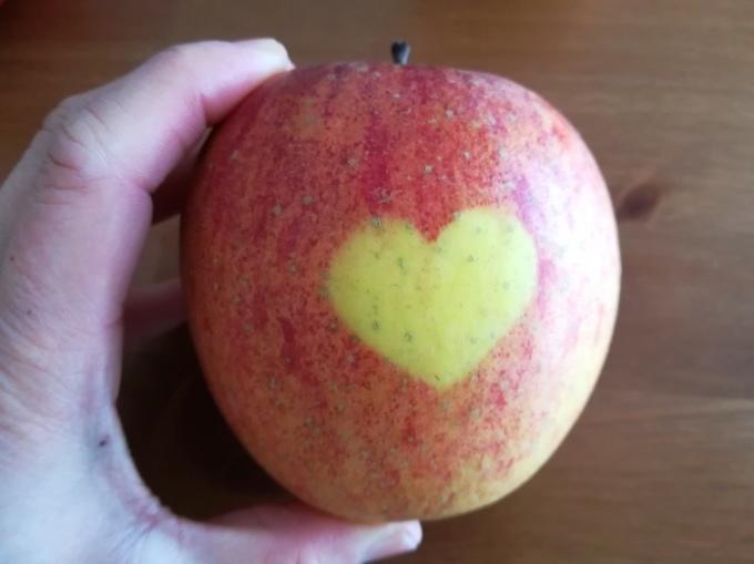 ハートのりんごとりんごジャム_b0140017_13421916.jpg