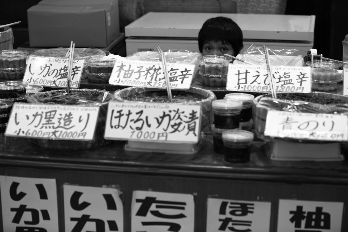 「夏」が好きな人~金沢近江町市場にて~_d0349418_20502467.jpg