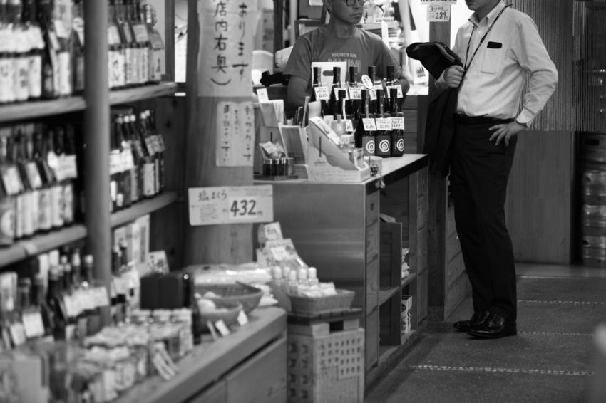 「夏」が好きな人~金沢近江町市場にて~_d0349418_20503772.jpg