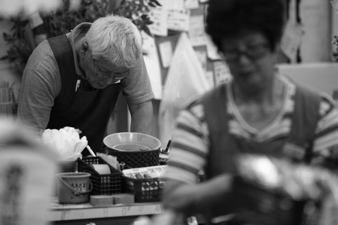 「夏」が好きな人~金沢近江町市場にて~_d0349418_20520082.jpg