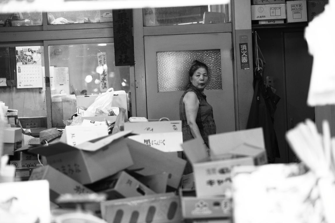 「夏」が好きな人~金沢近江町市場にて~_d0349418_20523890.jpg