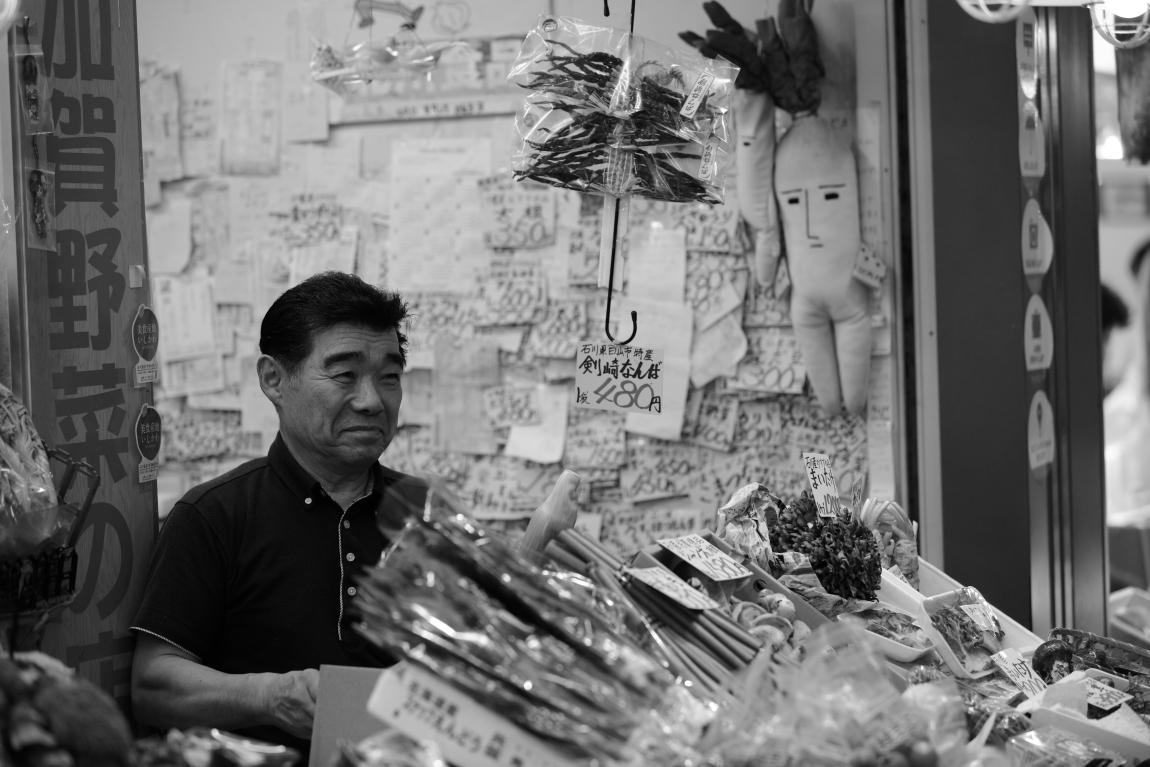 「夏」が好きな人~金沢近江町市場にて~_d0349418_20530198.jpg