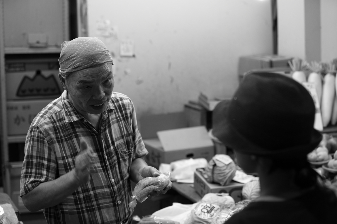 「夏」が好きな人~金沢近江町市場にて~_d0349418_20532858.jpg