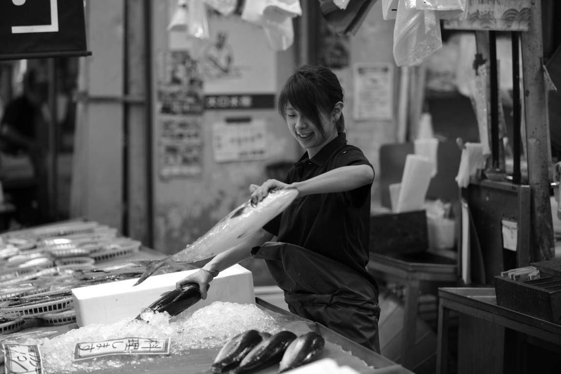 「夏」が好きな人~金沢近江町市場にて~_d0349418_20572205.jpg