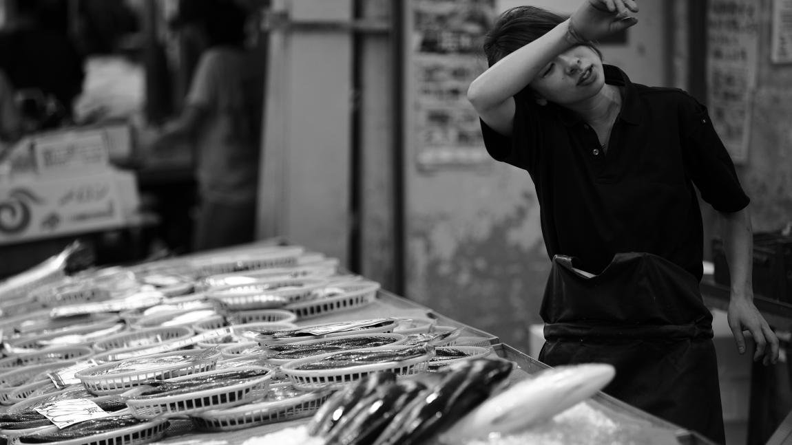 「夏」が好きな人~金沢近江町市場にて~_d0349418_20573631.jpg