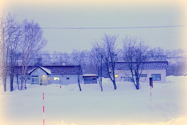 「真冬の知床羅臼根室の旅 羅臼郷土資料館 」_a0000029_14243158.jpg
