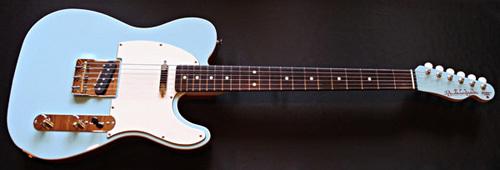 「Vintage Sonic BlueのStandard-T 2S」1本目が完成!_e0053731_16241748.jpg