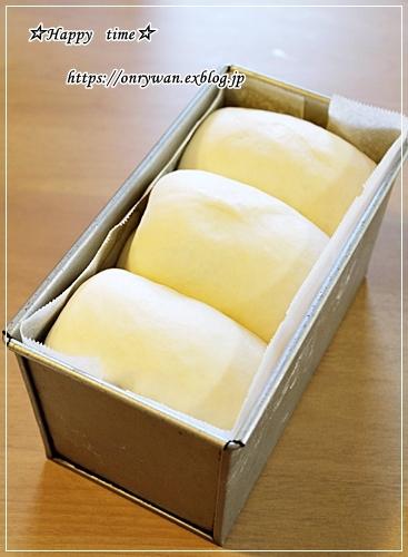 じゃがいもコロッケ弁当とパン焼き・2種類♪_f0348032_17450381.jpg