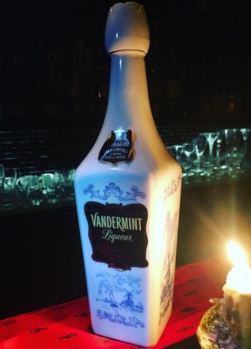 VANDERMINT Liqueur 1970's (75cl/30%vol)_d0011635_16341642.jpg
