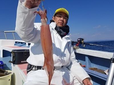 ヤリイカ狙い_c0306546_13251757.jpg