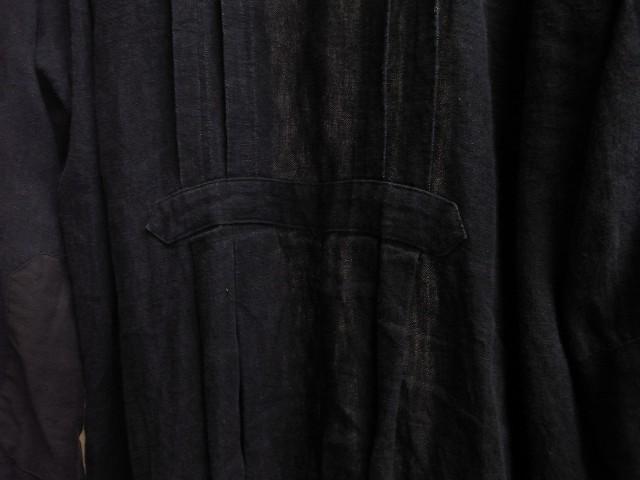 たまんね~なぁ / french victorians heavylinen shirt , da frenchwork heavylinen vest_e0130546_17054635.jpg