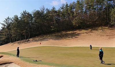 第28回 梶岡建設ジュニアゴルフ月例競技会_f0151251_19260888.jpg