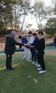 第28回 梶岡建設ジュニアゴルフ月例競技会_f0151251_19262087.jpg