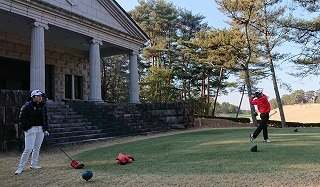 第28回 梶岡建設ジュニアゴルフ月例競技会_f0151251_19262793.jpg