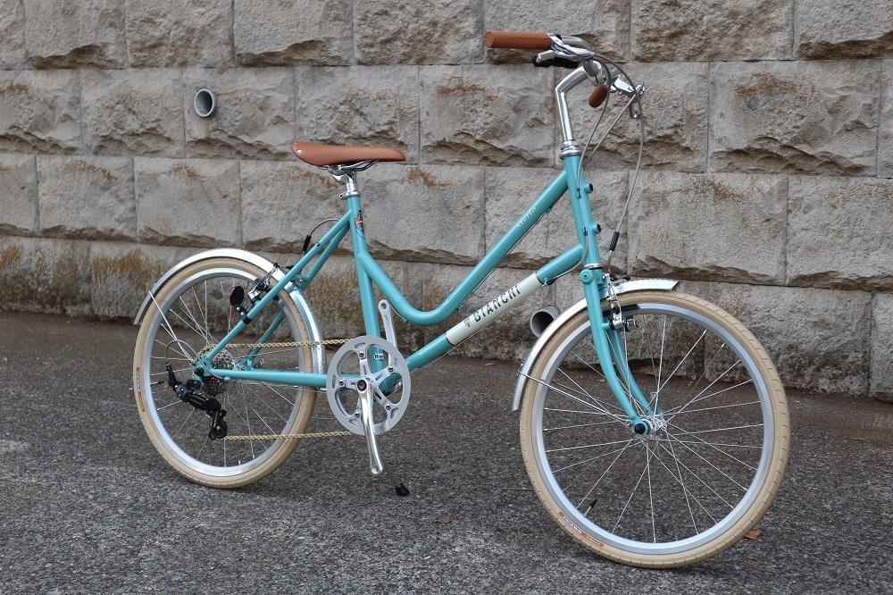 2019年モデル Bianchi Minivelo-7 Lady_e0188759_16484614.jpg