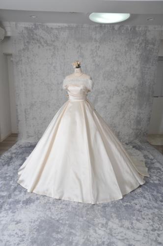 CB-100新作ドレス出来上がりました^^久々の投稿ですいません><。_c0114560_09425851.jpg