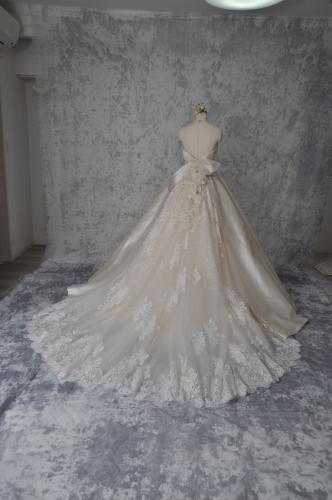 CB-100新作ドレス出来上がりました^^久々の投稿ですいません><。_c0114560_09440042.jpg