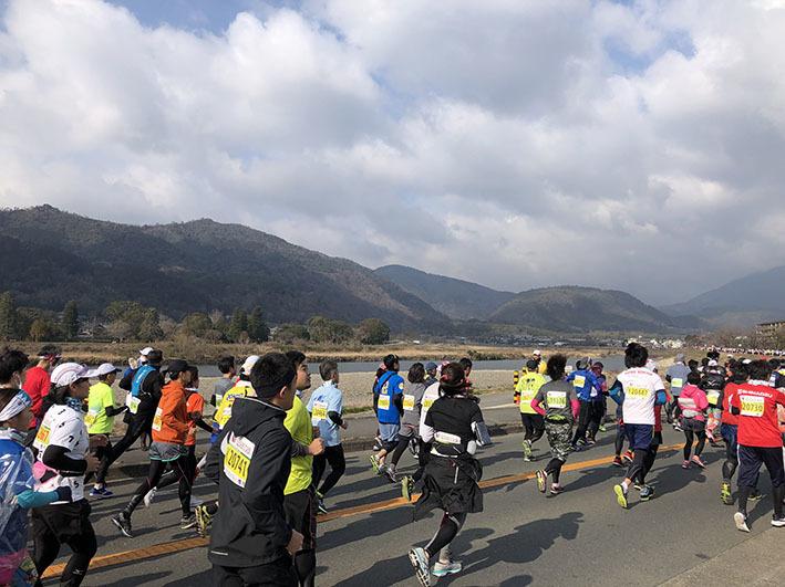 京都マラソン_a0212380_17521861.jpg