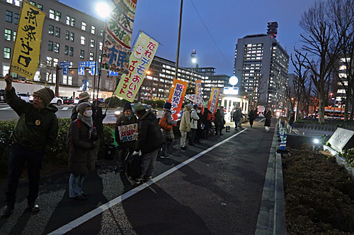 No Nukes! No War! No Abe!_a0188487_16195316.jpg