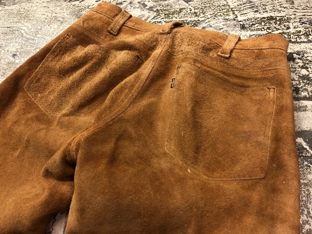 Vintage Levi\'s Denim&Leather Bottoms!!(マグネッツ大阪アメ村店)_c0078587_14325696.jpg