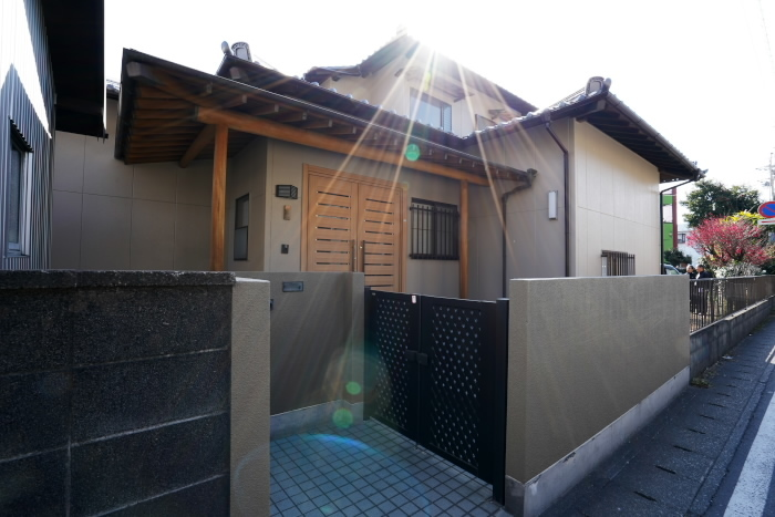 A様邸 外壁改装工事_c0184295_14450360.jpg