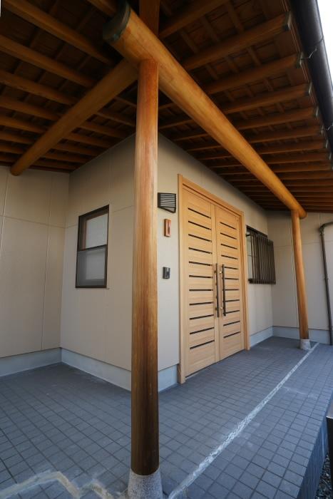 A様邸 外壁改装工事_c0184295_14451335.jpg
