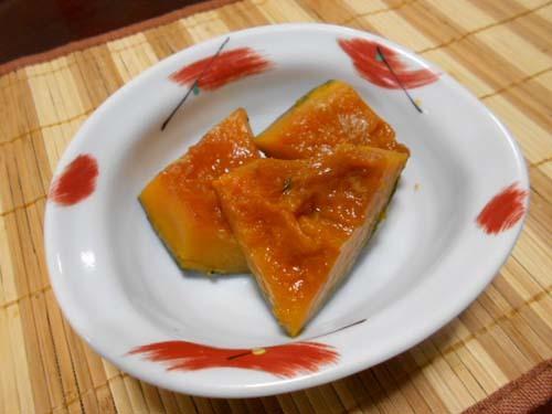 生ニシンの塩焼き&かぼちゃ煮_f0019498_18174126.jpg