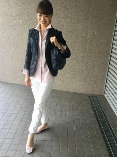 「麻シャツのピンク」をどう着る?…③最終回_b0210699_01081836.jpeg