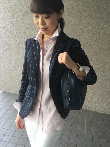 「麻シャツのピンク」をどう着る?…③最終回_b0210699_01084788.jpeg